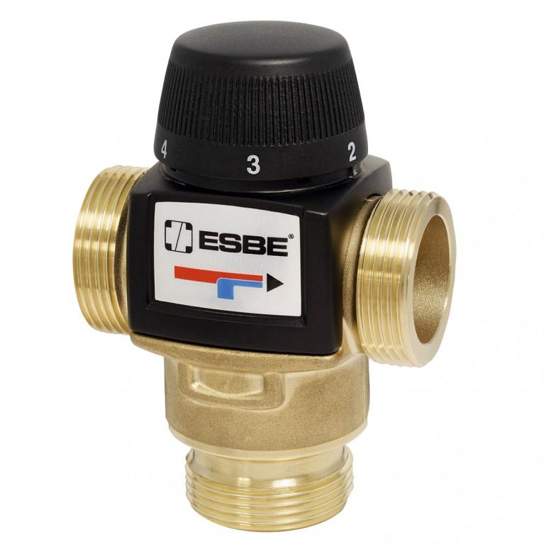 Термостат. клапан Esbe VTA 572 30-70C G1 1/4