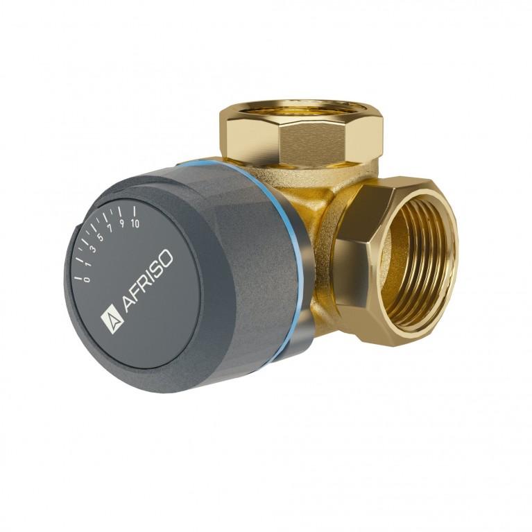 Клапан смесительный трехходовой Afriso ARV387 Rp 2 DN50 kvs 40 ProClick