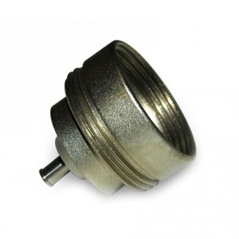 Адаптер Danfoss для термостатических клапанов HERZ М28х1.5 на термоголовку М30х1.5, фото 1