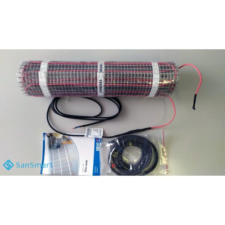 Нагревательный мат DEVI DEVIcomfort 150T (DTIR-150) 1647 Вт 12 м2 83030588, фото 3