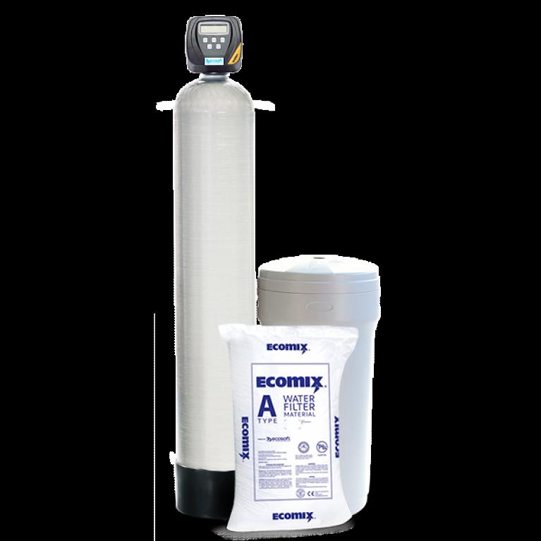 Фильтр комплексной очистки воды Ecosoft FK-1035 CIMIXA, Ecomix A 1-1,2 м3/ч