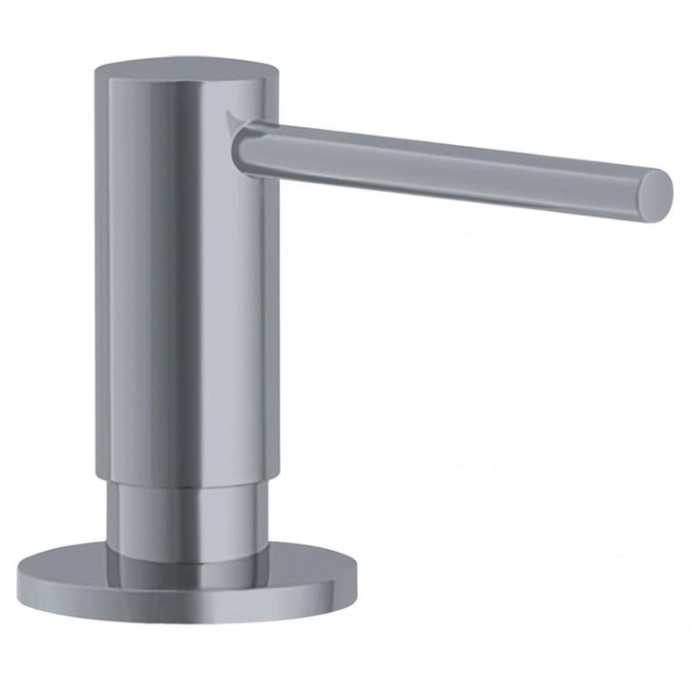 Дозатор для мыла Active Plus Super Metallic SD, никель-оптик Franke
