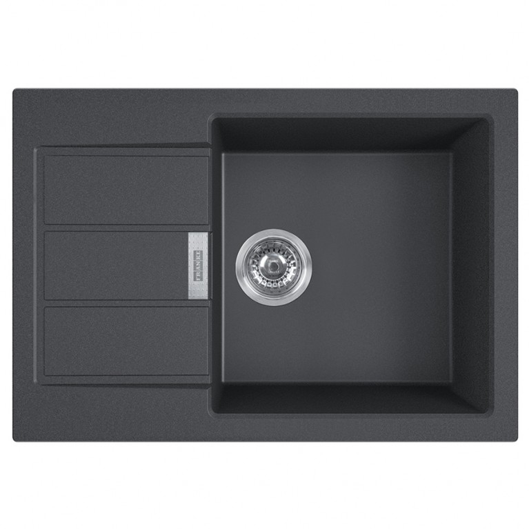 Купить Кухонная мойка Franke Sirius 2.0 S2D Slim 611-62 (143.0631.535) цвет черный у официального дилера FRANKE в Украине