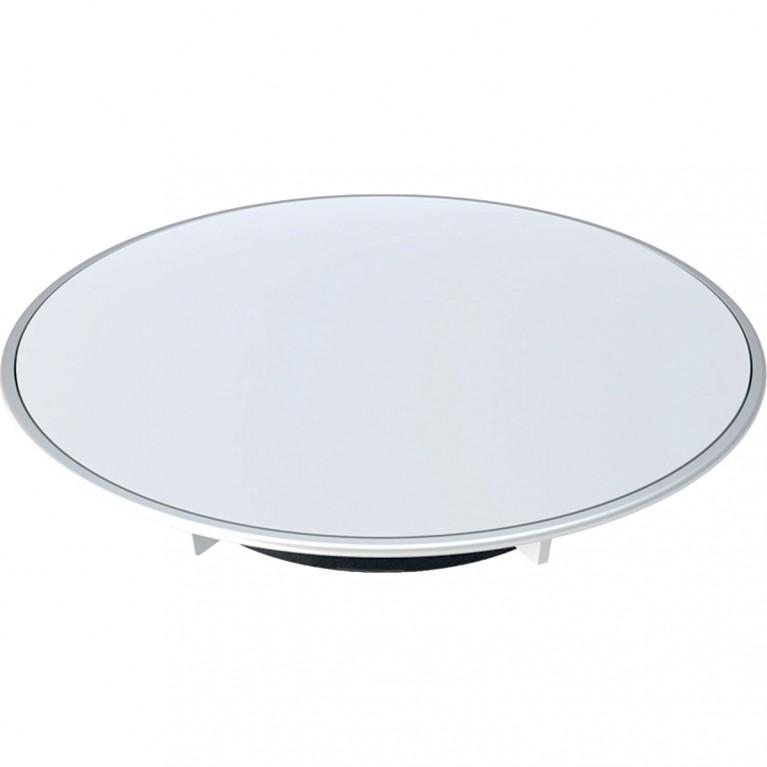 Крышка сливного отверстия Geberit d90, для сифона для душевого поддона, цвет белый
