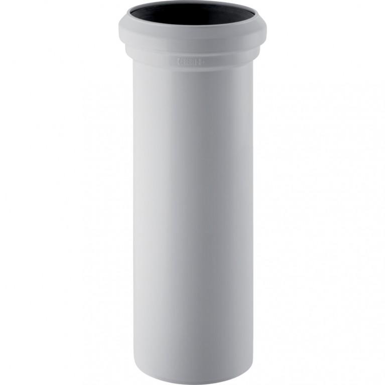 Соединительный патрубок Geberit для напольных унитазов с манжетой, d 110 мм, длина 35 см