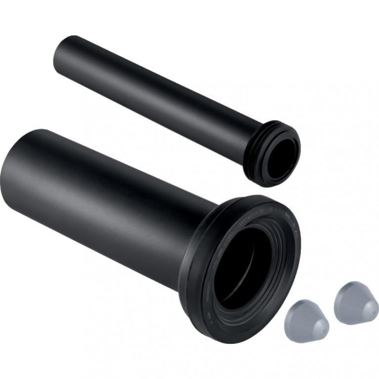 Подсоединительный комплект Geberit для подвесного унитаза, d 110 и 40 мм, длина 30 см