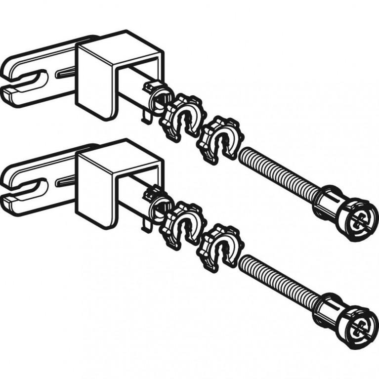 Комплект крепления к стене Geberit Duofix  111.815.00.1, фото 4