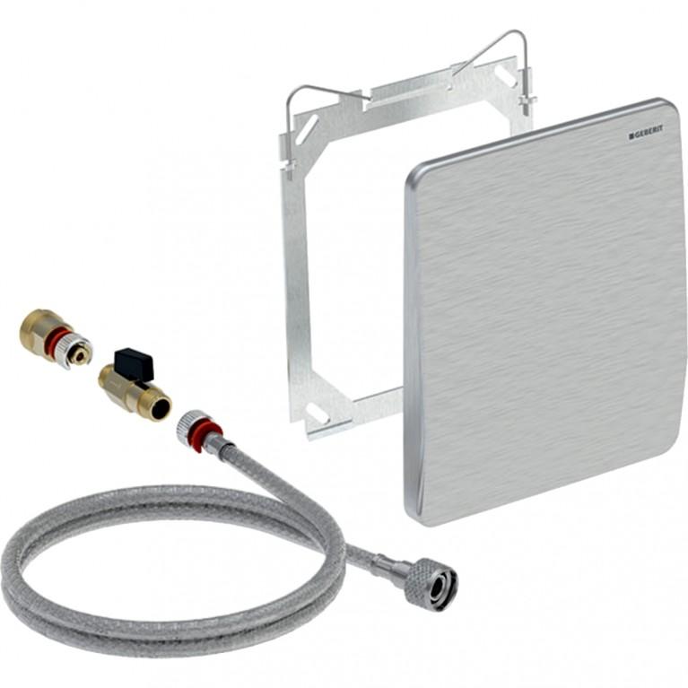 Ремкомплект Geberit для системы управления смывом писсуара, защитная крышка/смывная клавиша 18x21 см