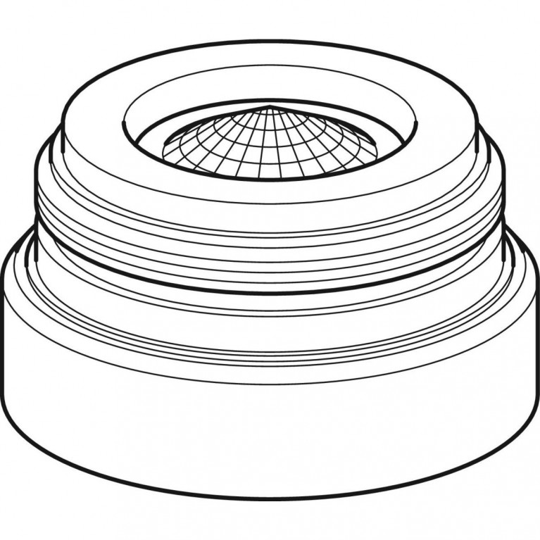 Аэратор Geberit для смесителя типов 6х, 8х и 18х, 1.9 л/мин