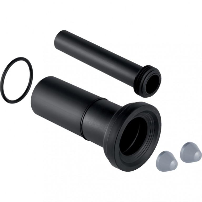 Подсоединительный комплект Geberit для подвесного унитаза, d 90 и 45 мм, длина 26,5 см