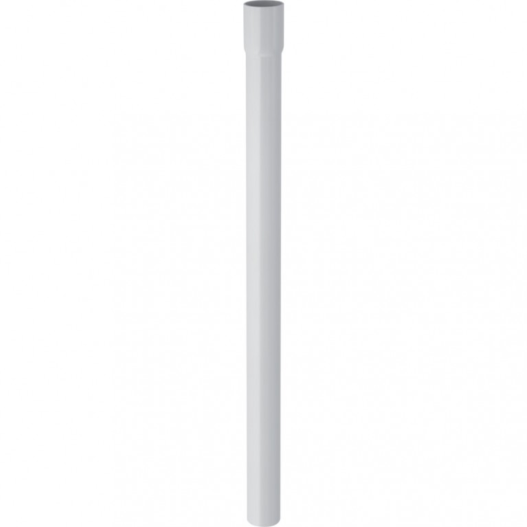 Удлинитель колена смыва Geberit, прямой, с раструбом d32 мм, фото 1