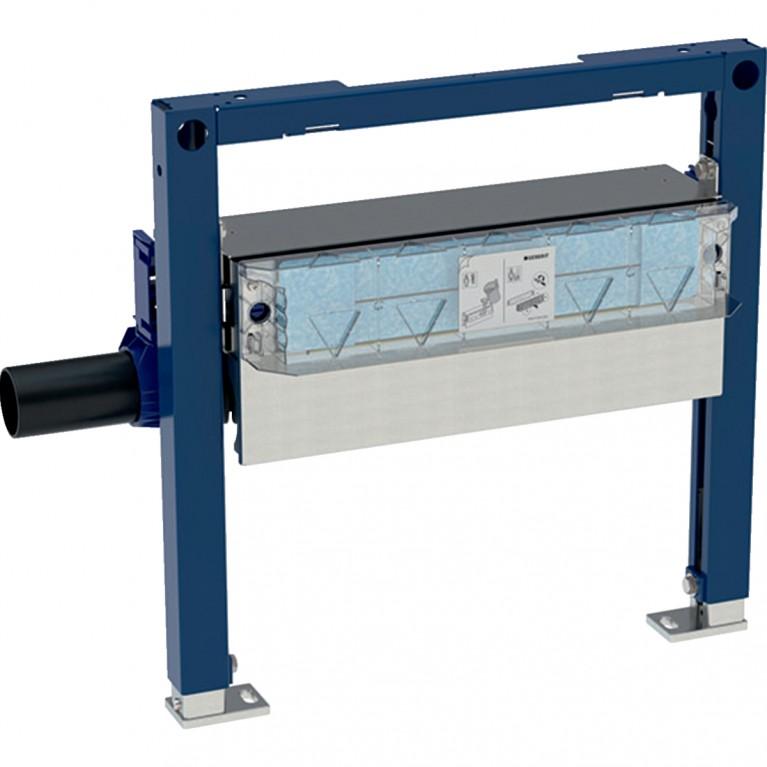 Монтажный элемент Geberit Duofix для стенового душевого трапа 50 см, под стяжку 90-200 мм