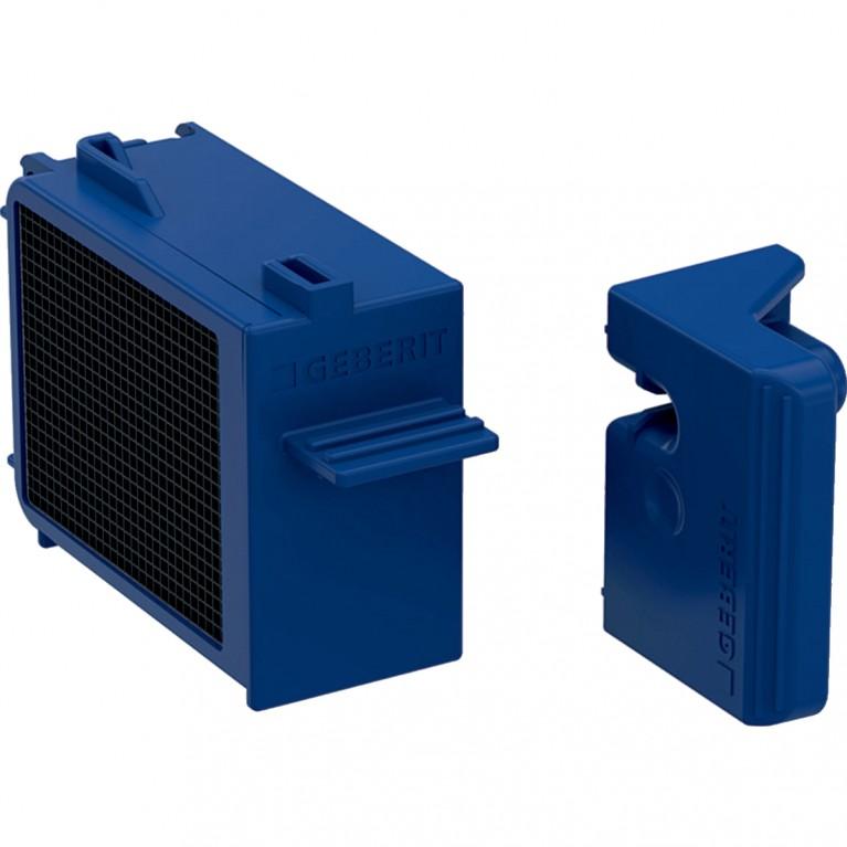 Выдвижной блок с керамическим сотовым фильтром, для модуля Geberit DuoFresh