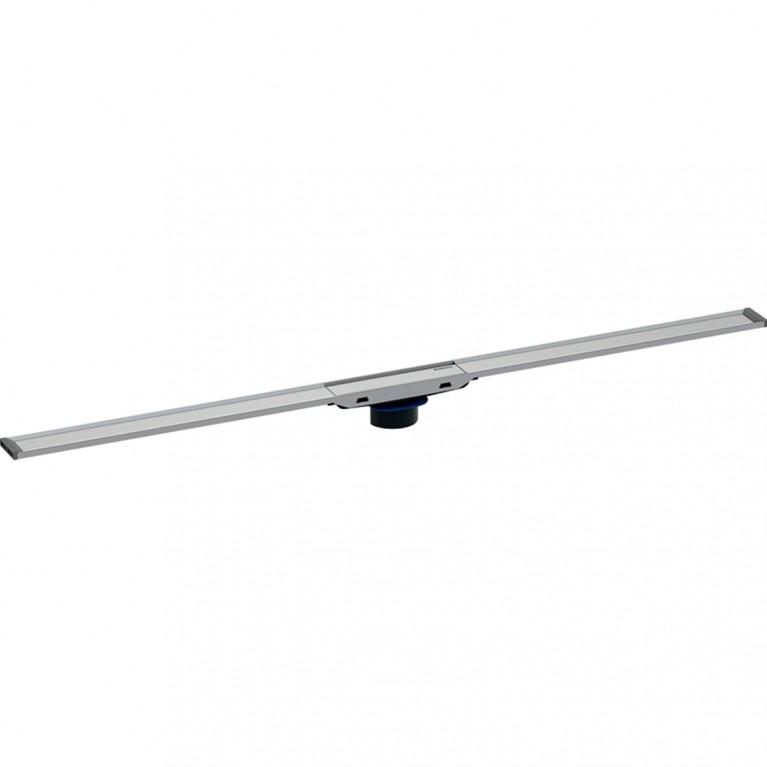 Дренажный канал Geberit CleanLine20 нержавеющая сталь полированная, длина 30-160 см