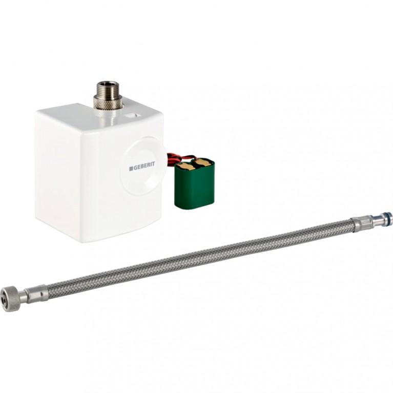 Комплект для переоборудования Geberit на питание от генератора и аккумулятора
