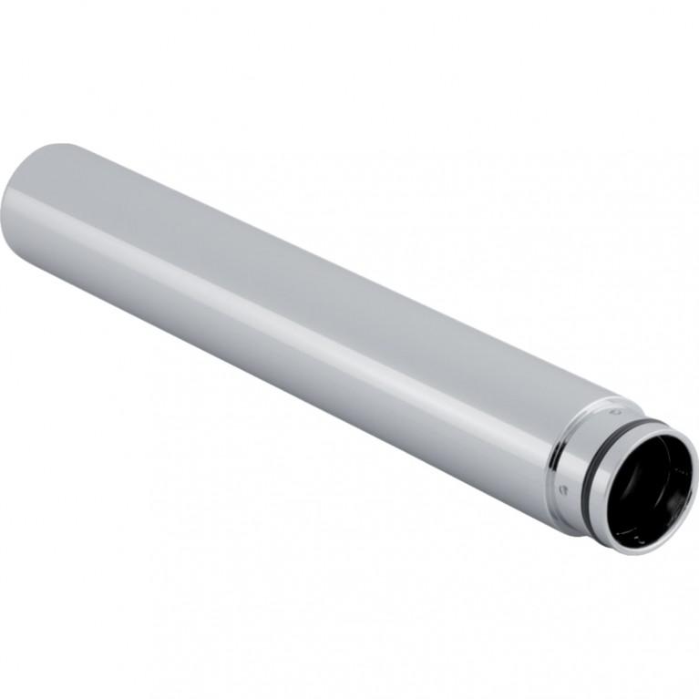 Удлинитель Geberit для бутылочного сифона, d 32 мм, хром глянцевый