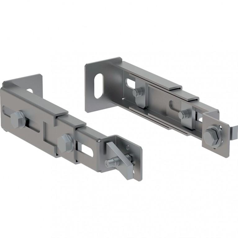 Комплект крепления ножек Geberit Duofix к задней стенке