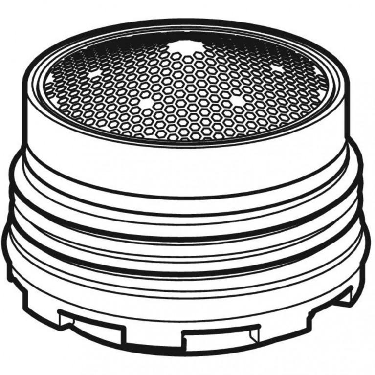 Аэратор Geberit для смесителя Piave и Brenta 1.9 л/мин