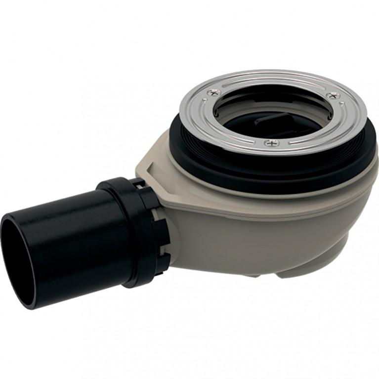 Сифон для душевых поддонов Geberit d 90, высота гидрозатвора 50 мм