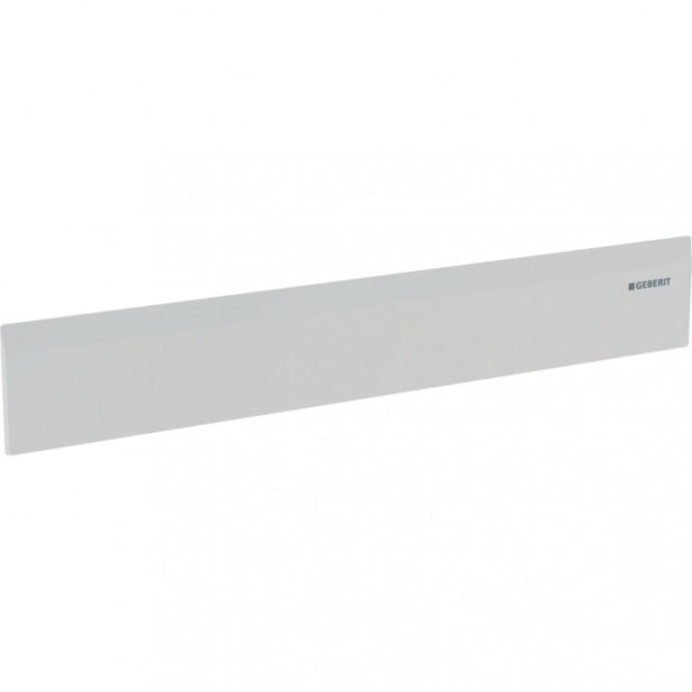 Декоративная накладка Geberit для внутристенного трапа, комплект, цвет белый, фото 1