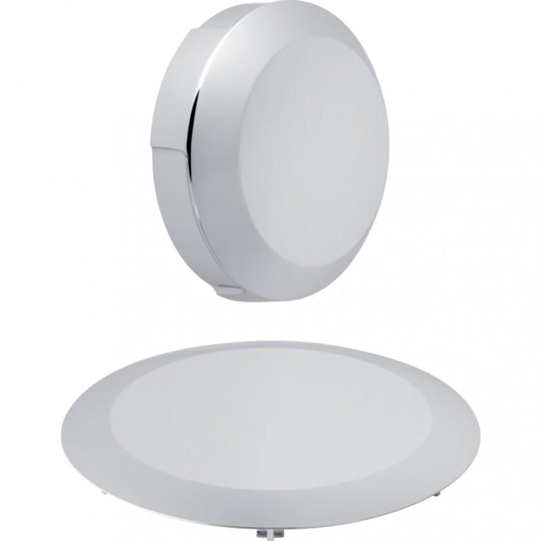 Декоративный комплект Geberit d90, для слива-перелива ванны с поворотным механизмом, хром глянцевый