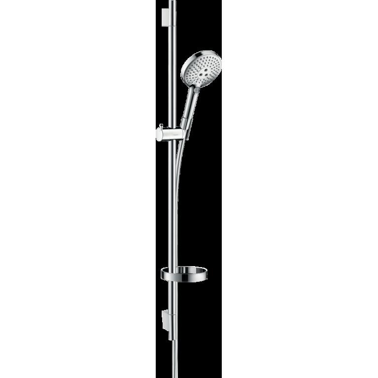 Raindance Select S 120 3jet Душевой набор, со штангой 90 см и мыльницей, фото 1