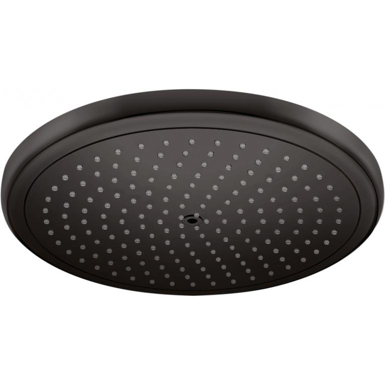 Верхний душ Hansgrohe Croma 280 Air 1jet, цвет матовый черный, фото 1
