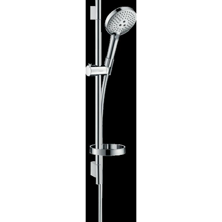 Raindance Select S 120 3jet Душевой набор, штанга 65 см и мыльница, фото 1