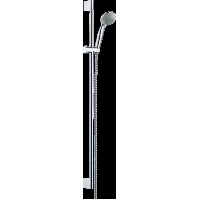 Crometta 85 Душевой набор, Mono со штангой 90 см, фото 1