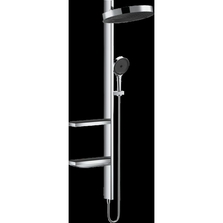 Купить Rainfinity Showerpipe Душевая система 360 1jet скрытого монтажа, хром у официального дилера HANSGROHE в Украине