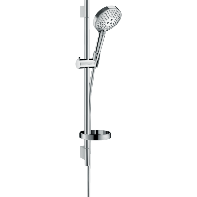 Купить Raindance Select S Душевой набор 120 3jet PowderRain со штангой 65 см у официального дилера HANSGROHE в Украине