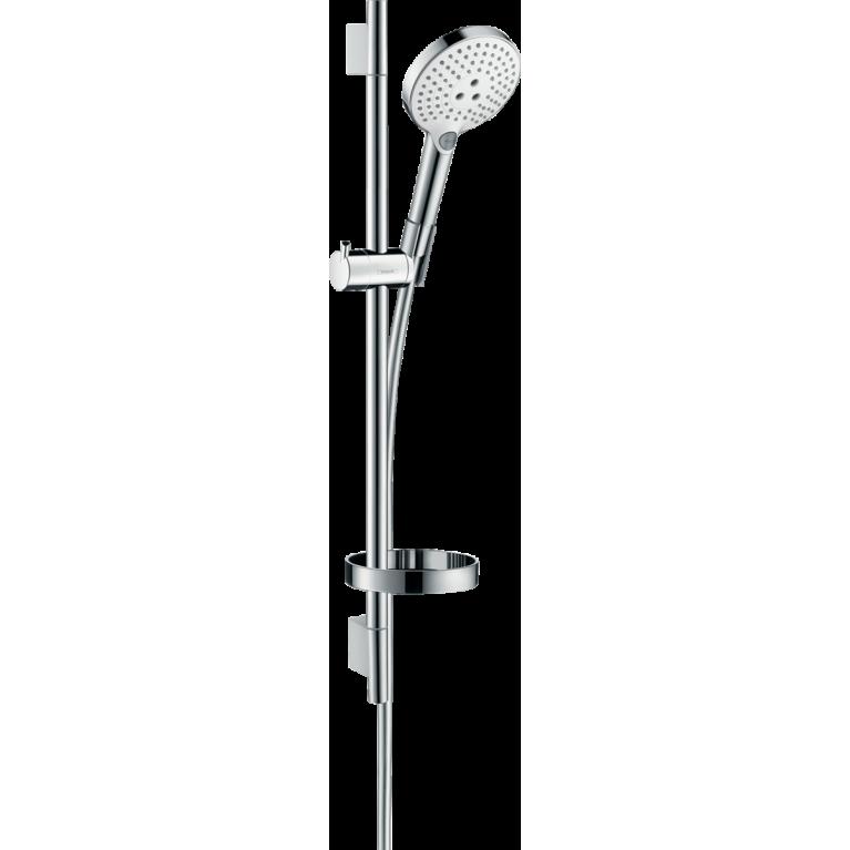 Raindance Select S S 120/Unica Душевой набор 0,65 м EcoSmart белый хром, фото 1