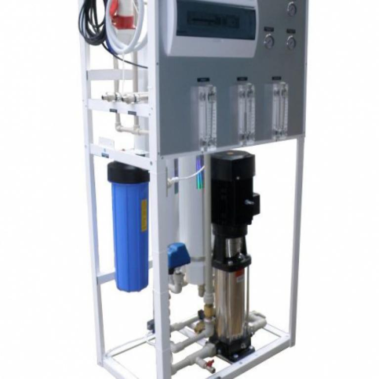 Промышленная установка Aqualine ROHD 40402 без мембраны
