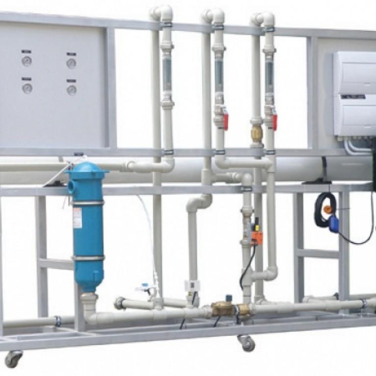 Система обратного осмоса Aqualine ROHD 80402