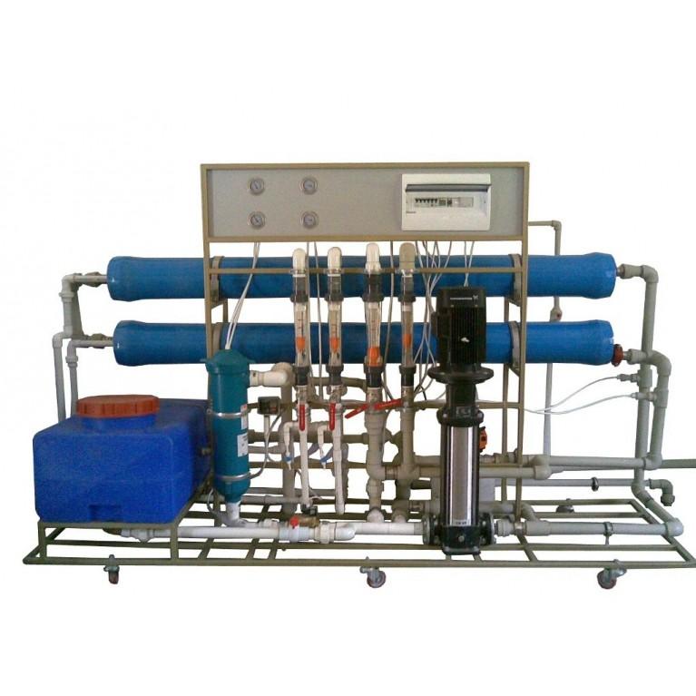 Система очистки воды Aqualine ROHD 80404