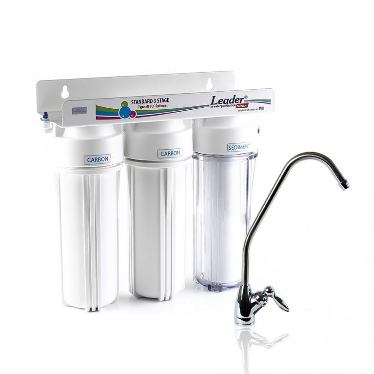 Фильтр для воды Leader MF3