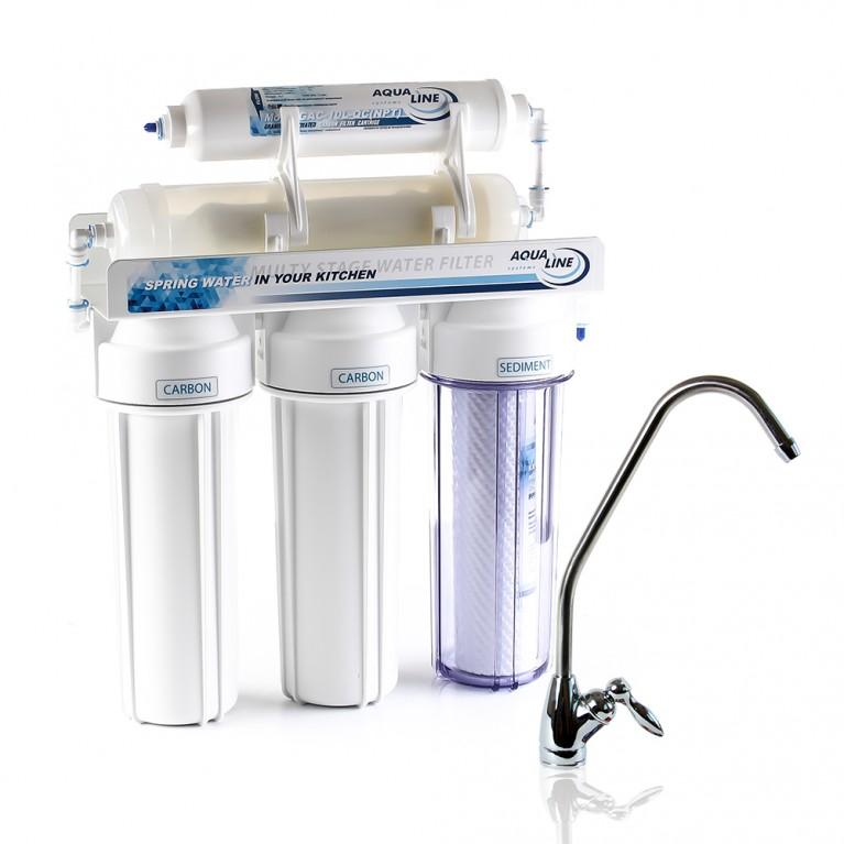Фильтр для воды проточный Aqualine UF5