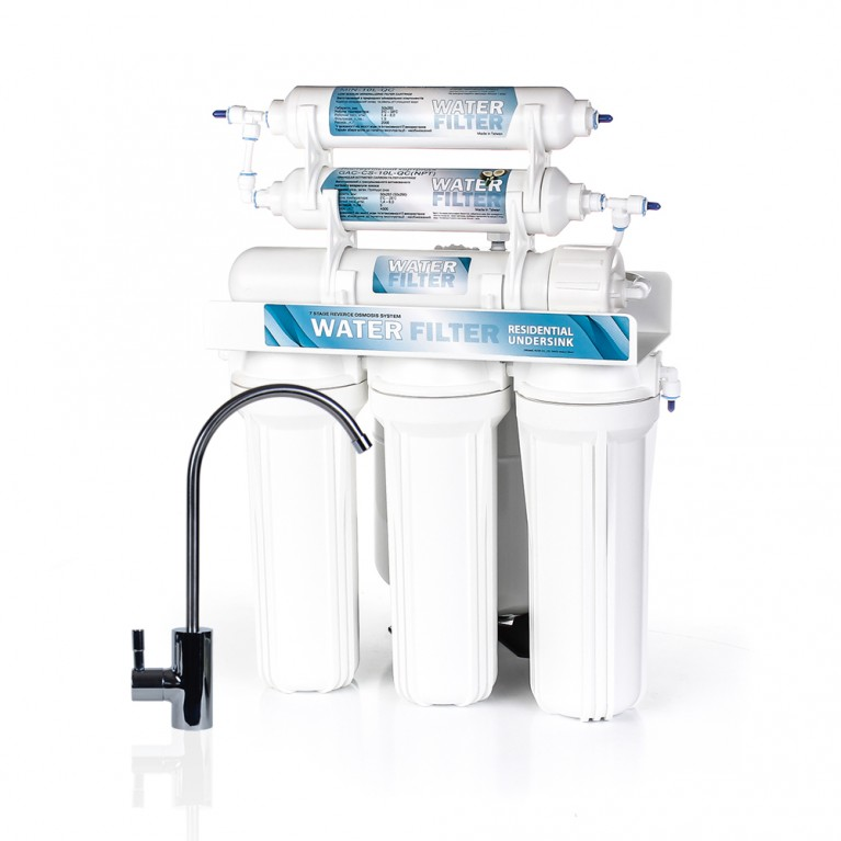Фильтр бытовой под мойку Water Filter RO-6