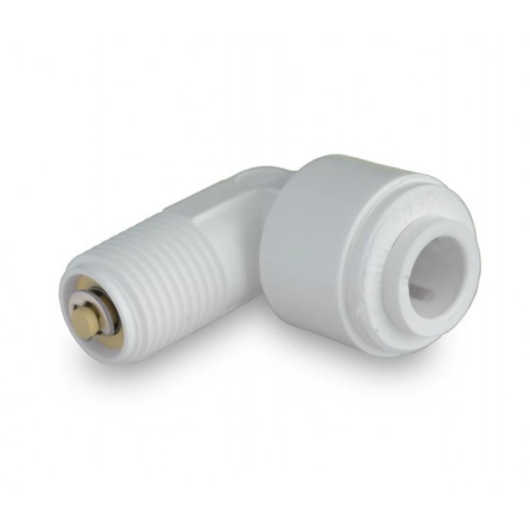 Обратный клапан в корпус мембраны 1/4 O.D x 1/8 NPT