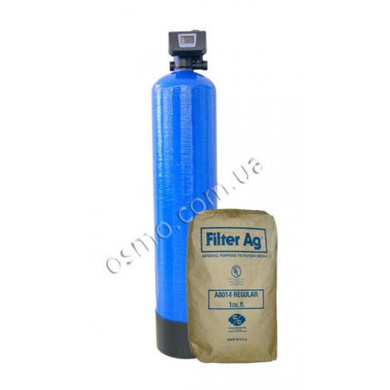 Фильтр механической очистки Aqualine FM 1054/1.0-39