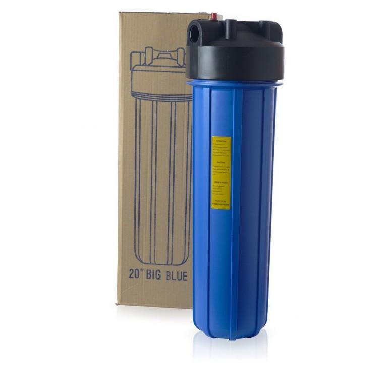 Магистральный фильтр для воды Leader ВВ-20