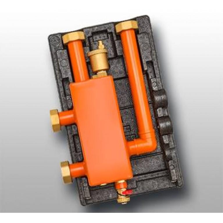 Гидравлическая стрелка Meibes MHK 25 (2 м3/час, 60 кВт) 66391.2, фото 4
