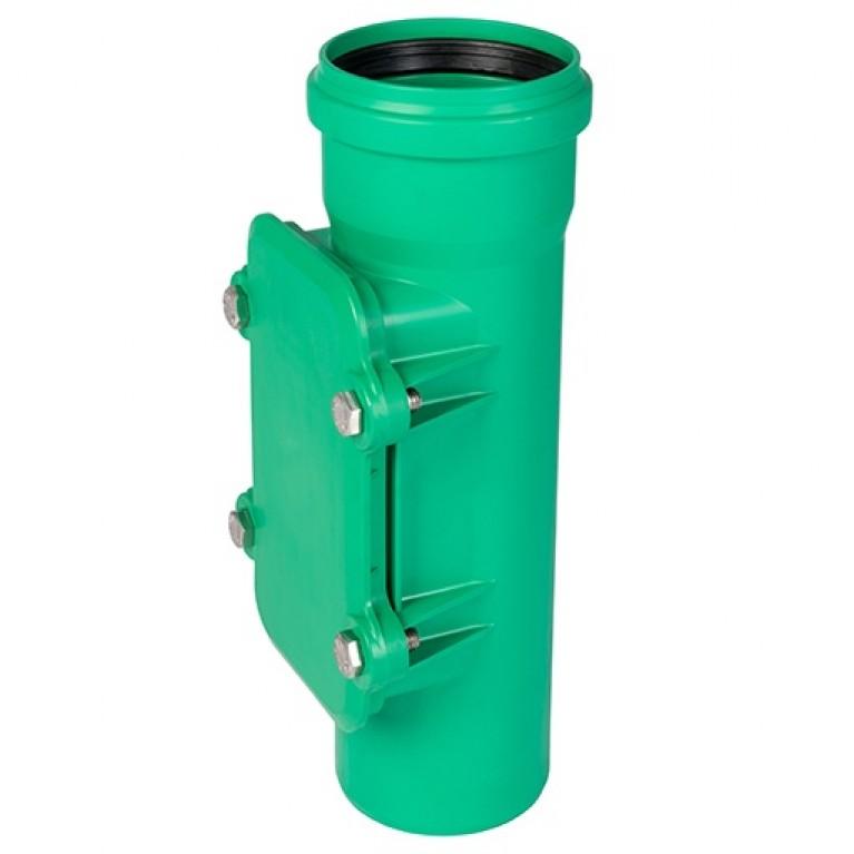 Ревизия (макс.давление 0,5 Атм.)* канализационная Ostendorf KG2000RE DN 200