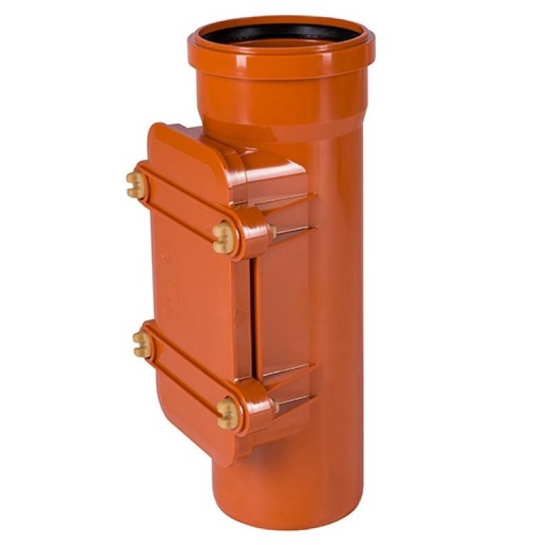 Ревизия для наружной канализации Ostendorf KG 110