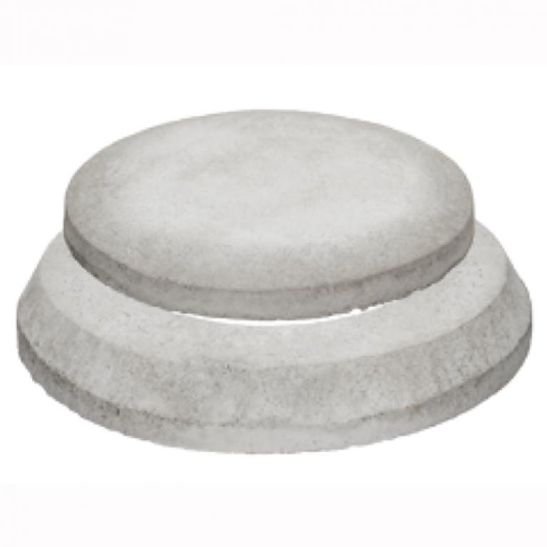 Бетонный конус с бетонным люком тип 425