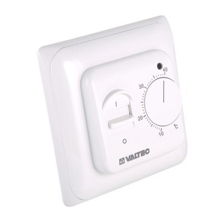 Термостат комнатный с датчиком температуры пола стандарт