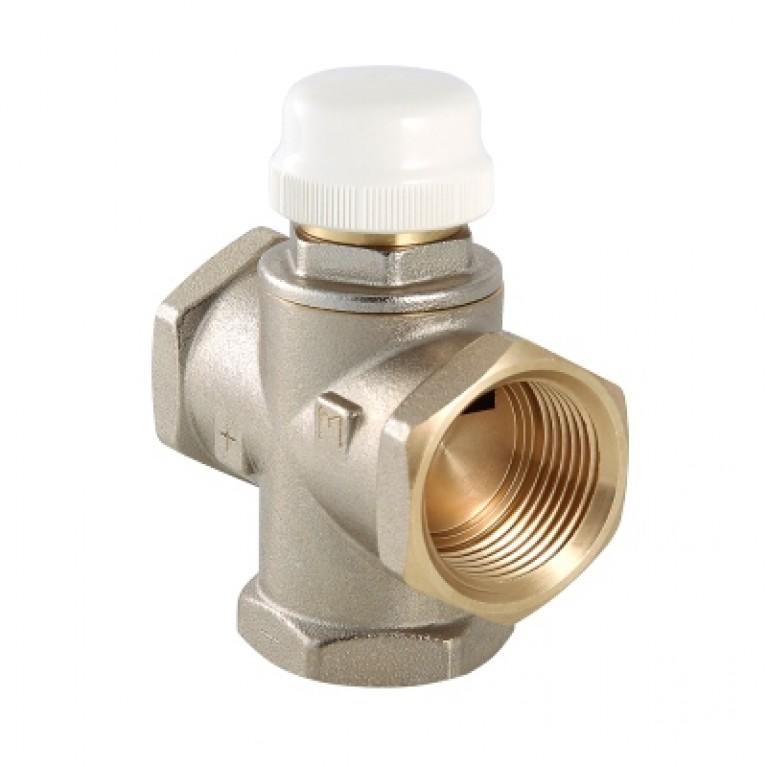 """Трехходовой термостатический смесительный клапан 1"""""""