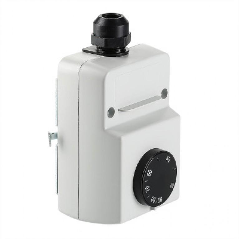 Термостат регулируемый с накладным датчиком 220 B (50 Гц)