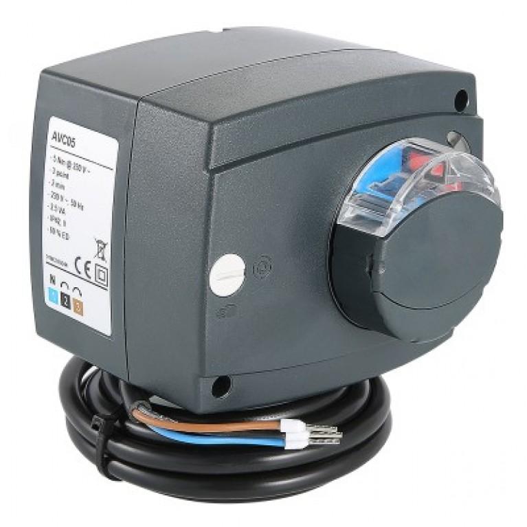 Электропривод поворотный аналоговый 24 В (0-10 В)