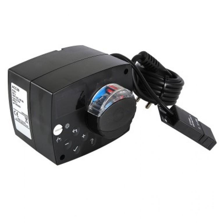 Электропривод поворотный со встроенным контроллером 220 В (50 Гц)